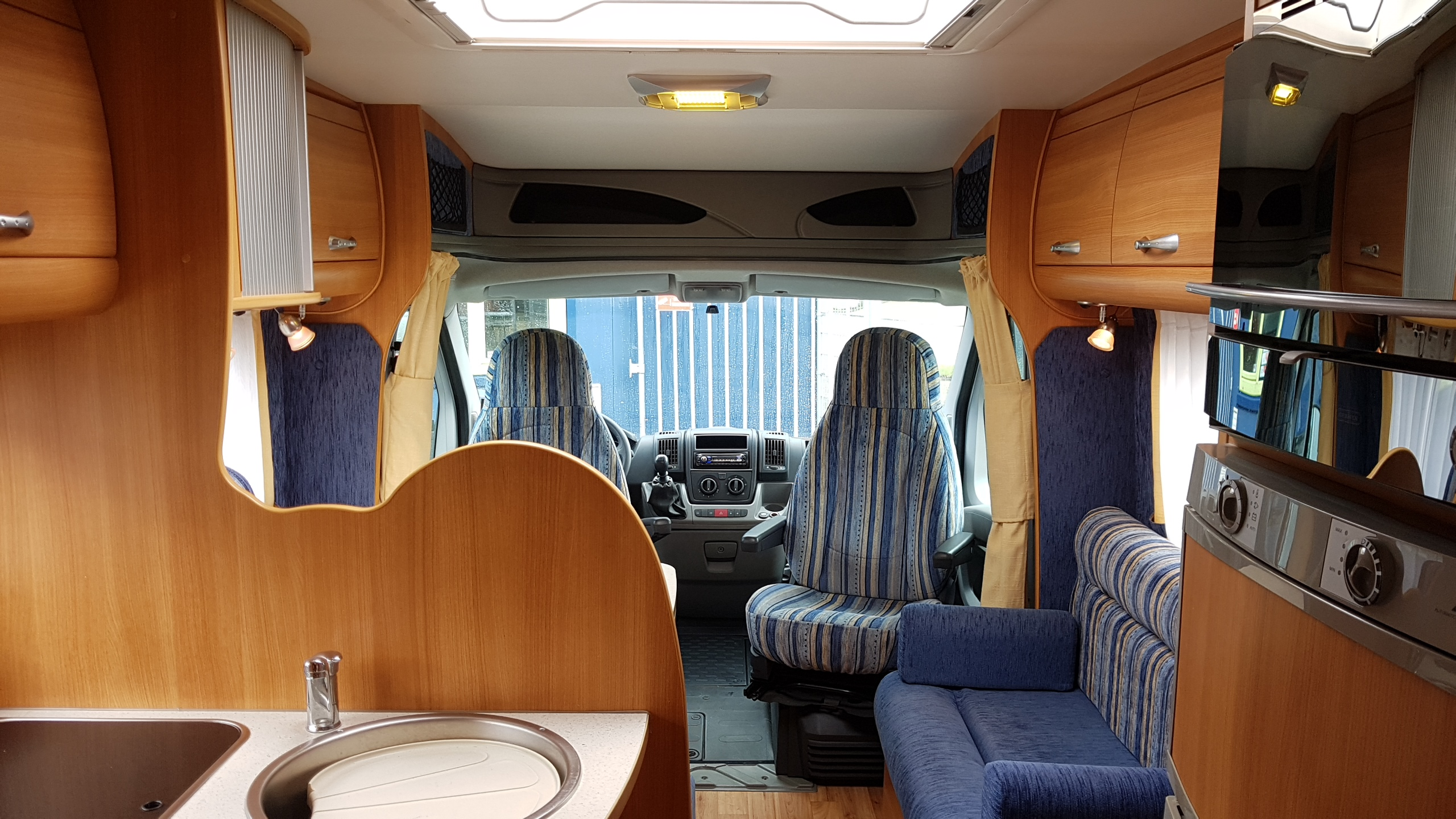 Chausson Welcome 85 130pk
