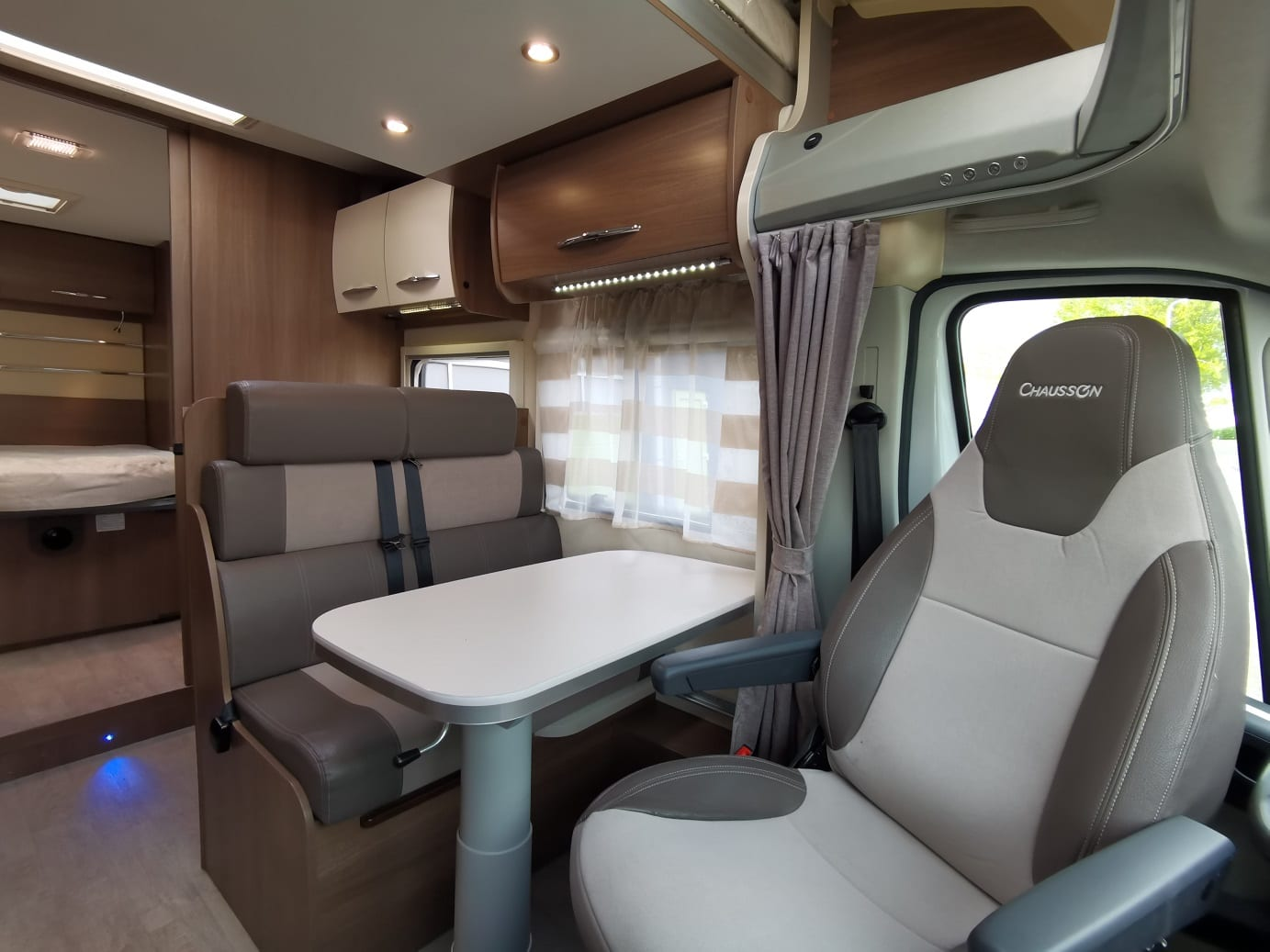 Chausson 628 Queensbed