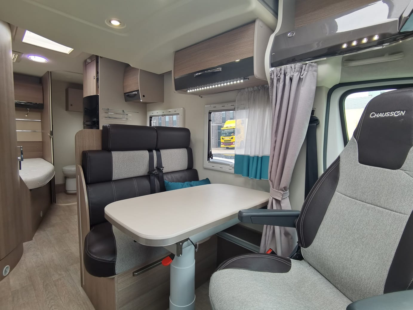 Chausson Flash 625 Fransbed